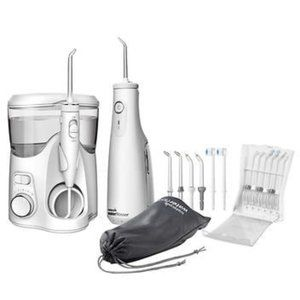 Waterpik Ultra Plus and Cordless Select Water Flos